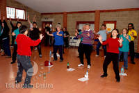 Hard Qigong is good for health & many ladies enjoy the training