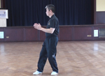 icon Wing Chun Basic Footwork pt1