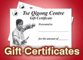 Gift Certificates available to purchase