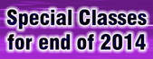 Link to download Master Tse's special classes for end of 2014