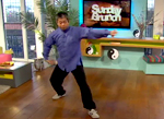 photo Master Tse on Sunday Brunch