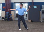 photo icon: Wild Goose Qigong Australia 2012